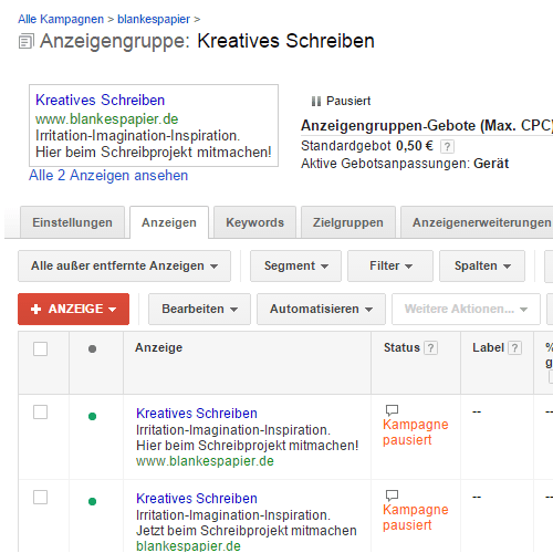 Adwords Kampagnen optimieren_1