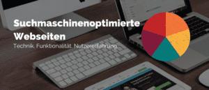 Suchmaschinenoptimierte Webseiten