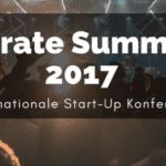 Start-Up Konferenz Pirate Summit 2017